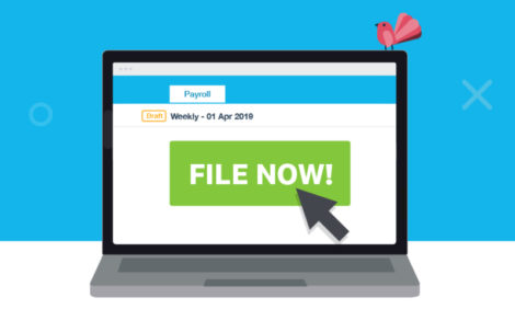 Payday filing in Xero is here and couldn't be simpler